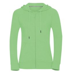 Women's HD zipped hood sweatshirt Thumbnail