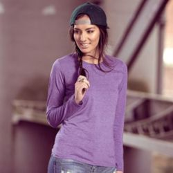 Women's long sleeve HD T-shirt Thumbnail